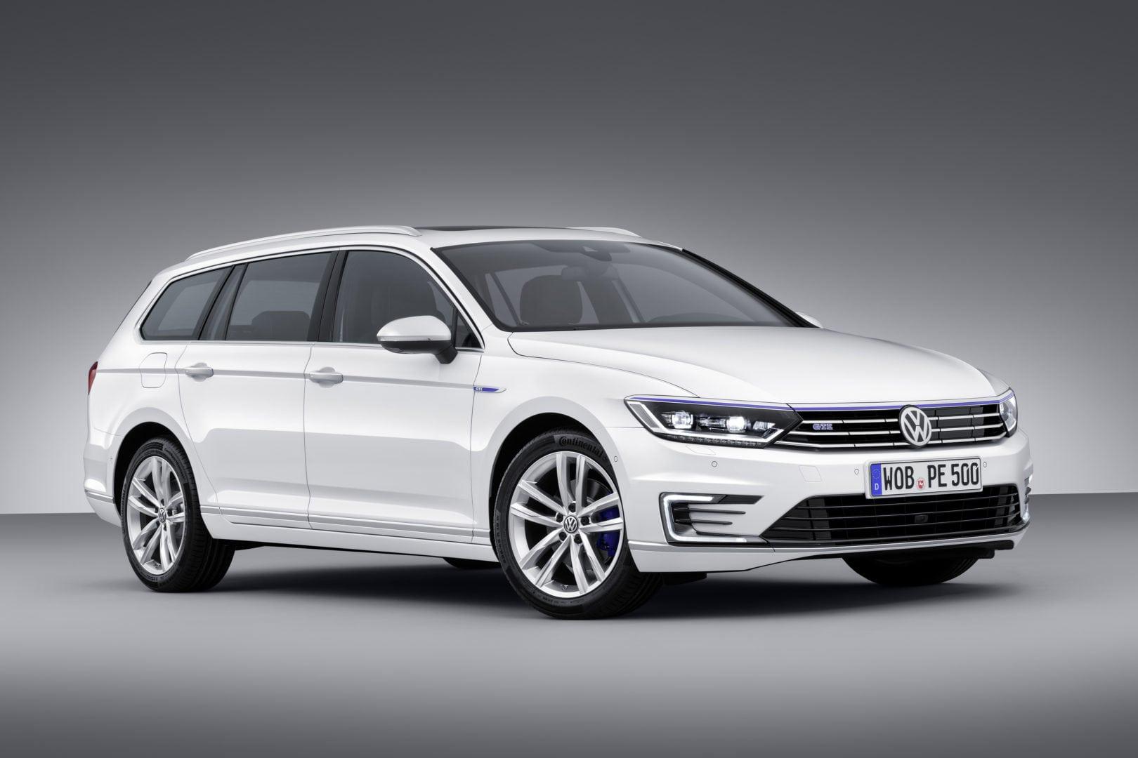 Der neue Volkswagen Passat Variant GTE
