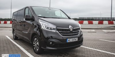Renault Trafic SpaceClass D 2.0 dCi 170 EDC
