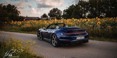 Porsche 911 Turbo S Cabriolet 2020