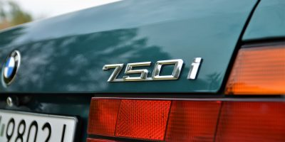 Evergreen BMW E32 750i