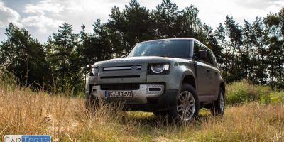 Land Rover Defender 2020 First Edition 110 d240
