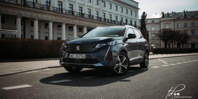 Peugeot 3008 2021 1.6 HYbrid4 300 PHEV