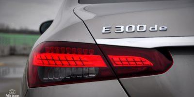 Mercedes E300de FL 2021