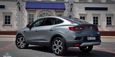 Renault Arkana 2021 1.3 TCe 140 7EDC