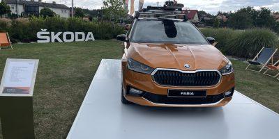 Skoda Fabia 2022 1.0 TSI 110 6MT