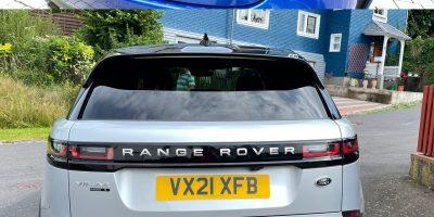 Sobota nr 7: Range Rover Velar PHEV i Jaguar F-Pace SVR