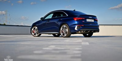 Audi S3 Limousine 2021